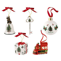 Spode® 2019 Christmas Ornament Collection