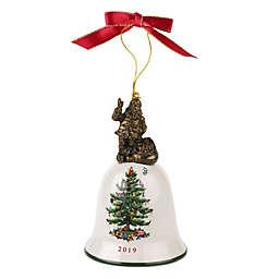 Spode® 2019 Santa Bell Ornament