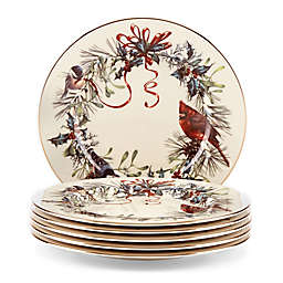 Lenox® Winter Greetings™ Salad Plates (Set of 6)