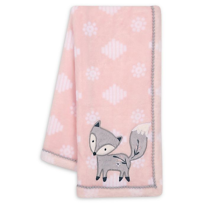 Alternate image 1 for Lambs & Ivy® Forever Friends Baby Blanket