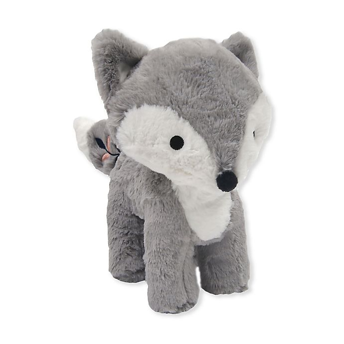 Alternate image 1 for Lambs & Ivy® Forever Friends Flowers Fox Plush Toy