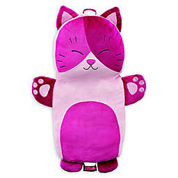 Soft Landing™ Luxe Lounger Cat Pillow in Pink