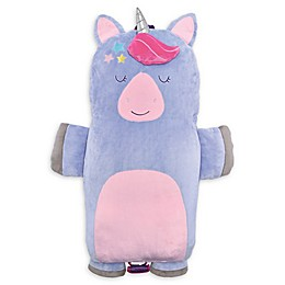 Soft Landing™ Luxe Lounger Unicorn Pillow in Purple