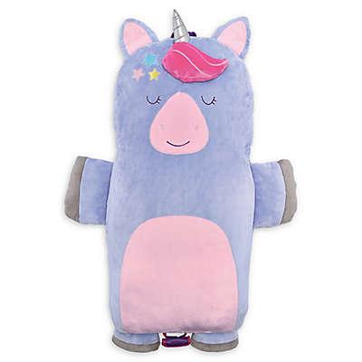 Soft Landing™ Luxe Lounger Unicorn Pillow in Purple
