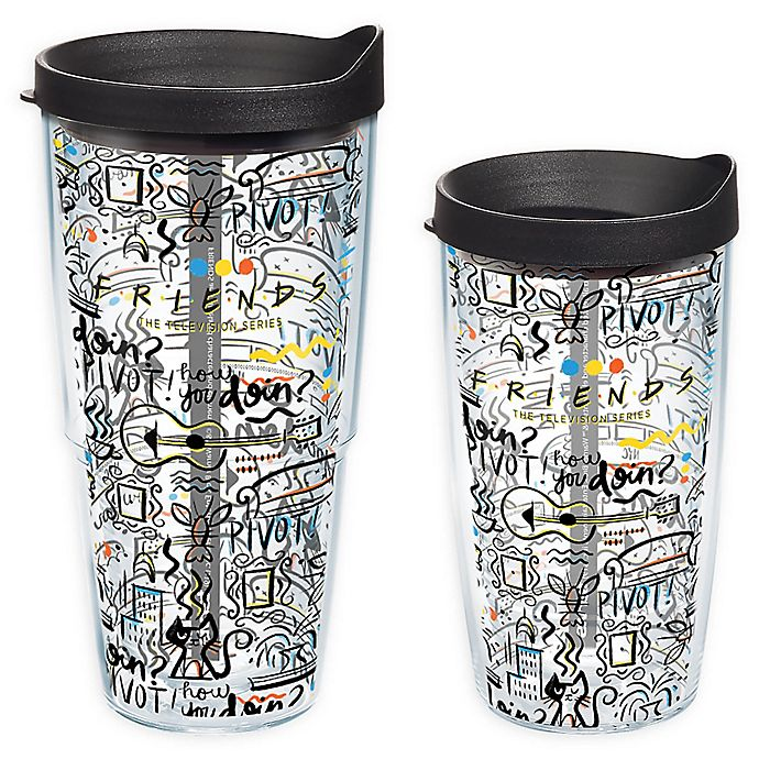 Tervis Warner Brothers Friends Wrap