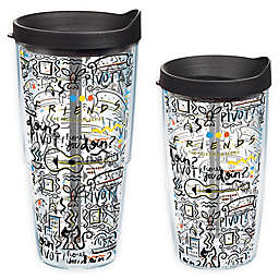 Tervis® Warner Brothers® Friends Wrap Tumbler with Lid