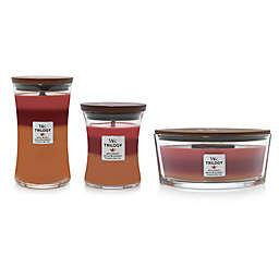 WoodWick® Trilogy Autumn Harvest Jar Candle Collection