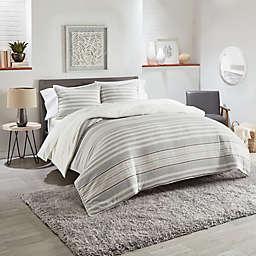 UGG® Eclipse Stripe Reversible Comforter Set