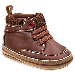 Joseph Allen High-Top Shoe in Brown