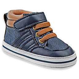 Joseph Allen High-Top Sneaker in Denim