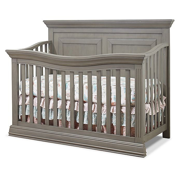 Alternate image 1 for Sorelle Paxton 4-in-1 Convertible Crib
