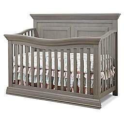 Sorelle Paxton 4-in-1 Convertible Crib in Heritage Grey
