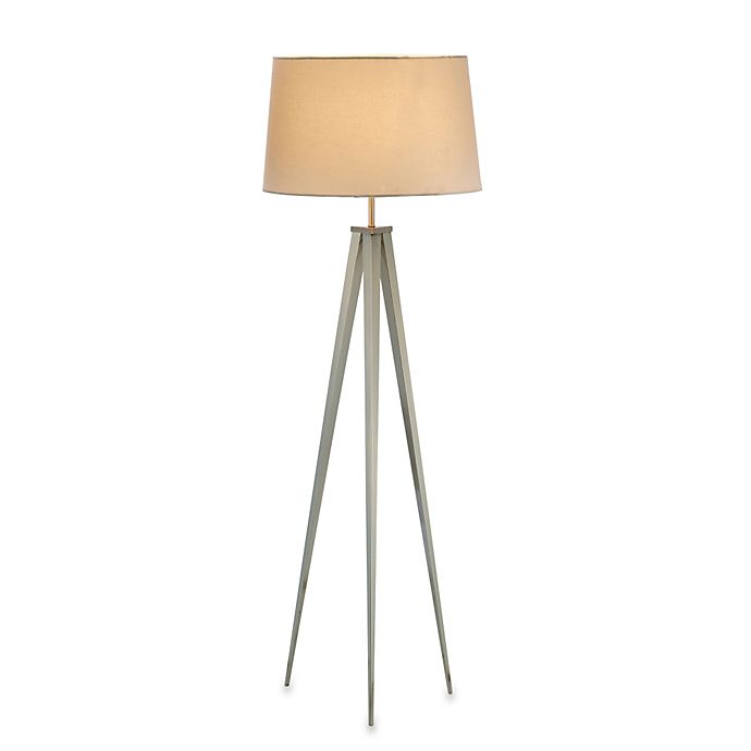 Alternate image 1 for Adesso® Producer 62-Inch Floor Lamp