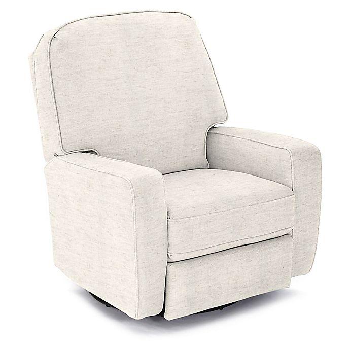 Alternate image 1 for Best Chairs Custom Bilana Swivel Glider Recliner