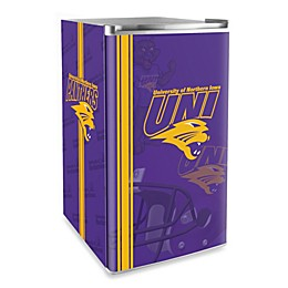 University of Northern Iowa Licensed Counter Height Refrigerator