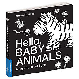 "Workman Publishing ""Hello, Baby Animals"" Board Book"