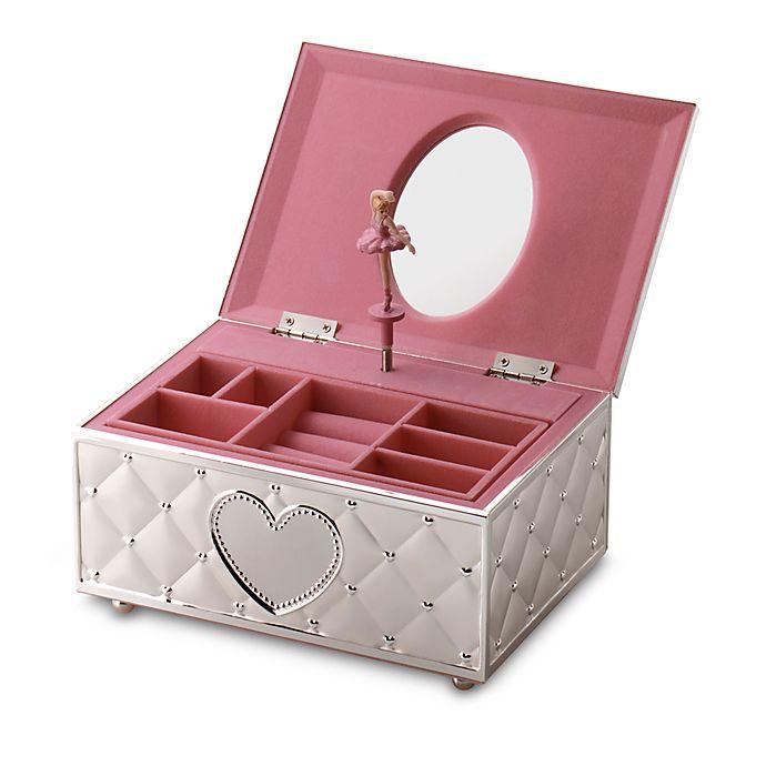 Alternate image 1 for Lenox® Childhood Memories Musical Ballerina Jewelry Box