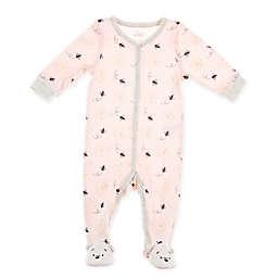 Disney Baby® Winnie the Pooh Footie in Pink