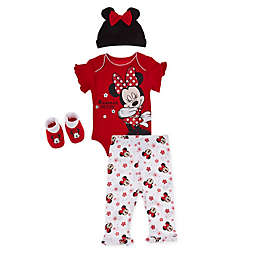 Disney Baby® 5-Piece Minnie Mouse Take Me Home Set in Red