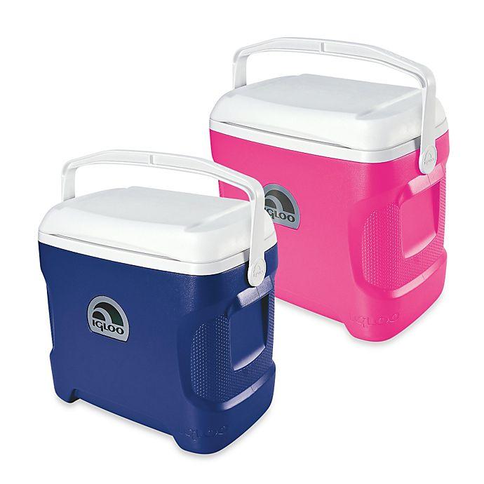 Alternate image 1 for Igloo® Contour™ 30-Quart Cooler