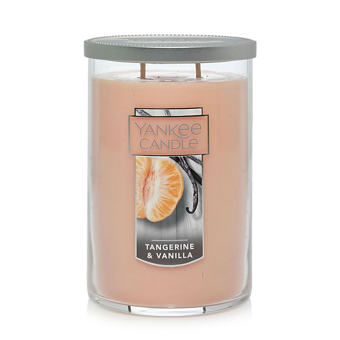 Alternate image 1 for Yankee Candle® Housewarmer® Tangerine Large Classic Jar Candle