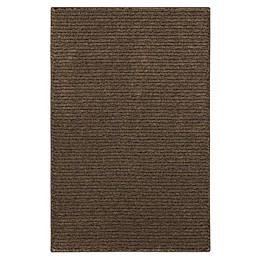 Mohawk Home® Pinstripe Rug in Walnut