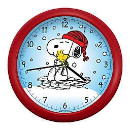 PEANUTS® 8-inch Snoopy Sound Clock