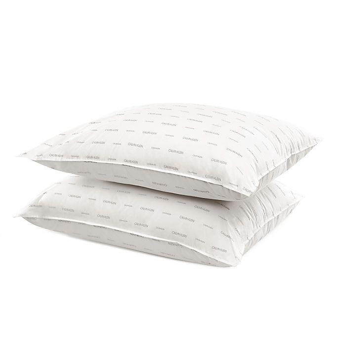 Alternate image 1 for Calvin Klein® 2-Pack Firm Pillows