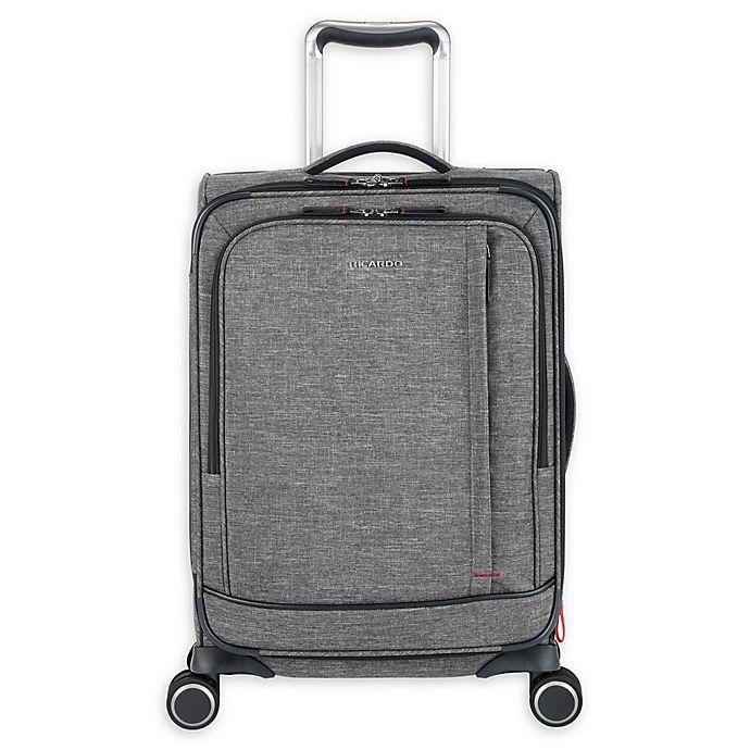 Alternate image 1 for Ricardo Beverly Hills® Malibu Bay 2.0 20-Inch Carry-On Suitcase