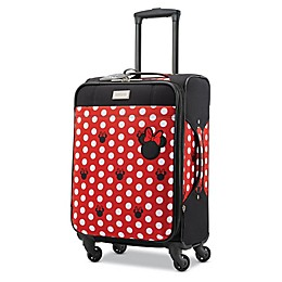 American Tourister® Disney® Minnie Dots 20-Inch Spinner Carry On Luggage