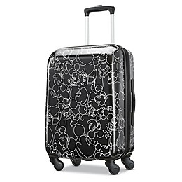 American Tourister® Disney® Mickey Scribble 20-Inch Hardside Spinner Carry On Luggage