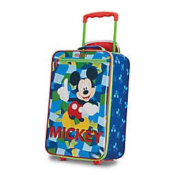 American Tourister® Disney® Mickey Mouse 18-Inch Upright Carry On Luggage
