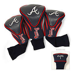 Major League Baseball 3-Pack Contour Golf Club Headcovers