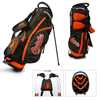 Baltimore Orioles Fairway Stand Golf Bag