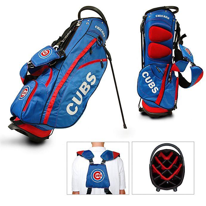 Chicago Cubs Fairway Stand Golf Bag Bed Bath Amp Beyond