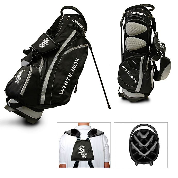 Alternate image 1 for Chicago White Sox Fairway Stand Golf Bag