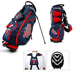 Minnesota Twins Fairway Stand Golf Bag