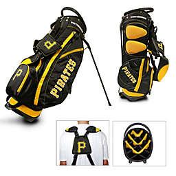 MLB Pittsburgh Pirates Fairway Stand Golf Bag