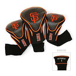 MLB San Fransisco Giants 3-Pack Golf Club Contour Headcovers