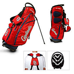 MLB St. Louis Cardinals Fairway Stand Golf Bag