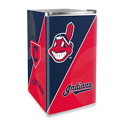 Cleveland Indians Licensed Counter Height Refrigerator