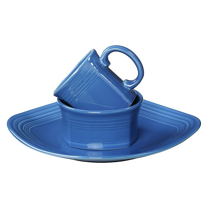 Alternate image 1 for Fiesta® Square Dinnerware Collection in Lapis