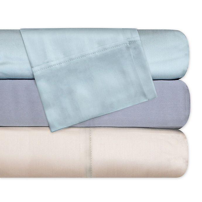 Alternate image 1 for Tempur-Pedic® Cool Luxury Sheet Set
