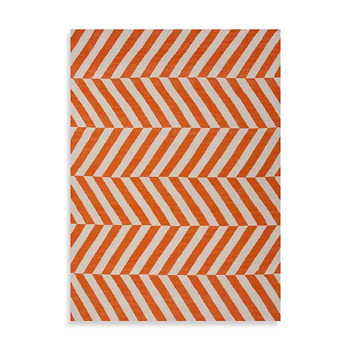 Alternate image 1 for Jaipur Maroc Salma Rug in Orange