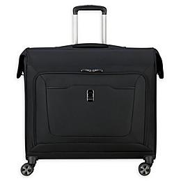 DELSEY PARIS Hyperglide Spinner Garment Bag in Black