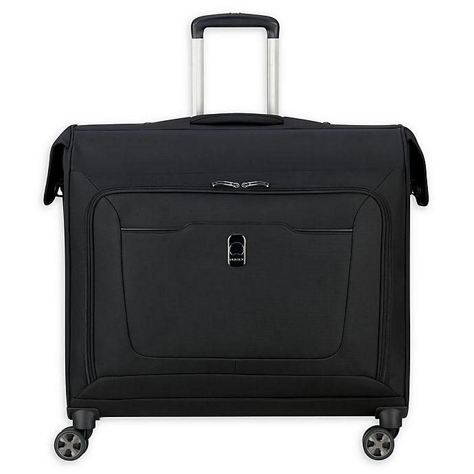 Alternate image 1 for DELSEY PARIS Hyperglide Spinner Garment Bag in Black