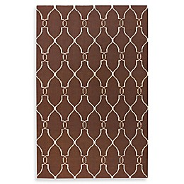 Surya Afton Rug in Brown