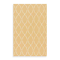Surya Afton Rug in Yellow
