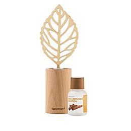 Sparoom® 0.68 oz. Cinnamon Mini Wooden Reed Diffuser