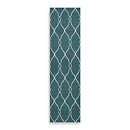 Surya Afton 2-Foot 6-Inch x 8-Foot Rug in Turquoise